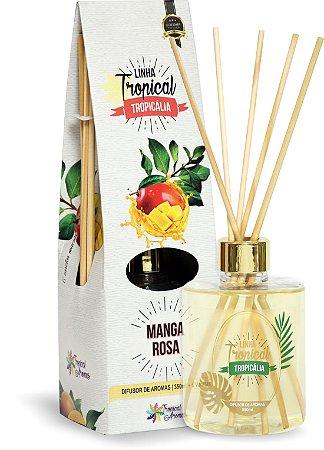 Difusor de Luxo Tropicália Manga Rosa 350ml - Tropical Aromas