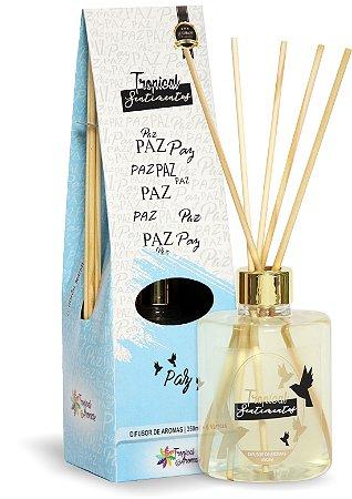 Difusor de Luxo Sentimentos Paz 350ml - Tropical Aromas