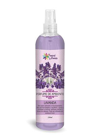 Perfume de Ambiente Lavanda 240ml - Tropical Aromas