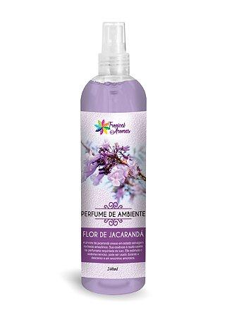 Perfume de Ambiente Flor de Jacarandá 240ml - Tropical Aromas