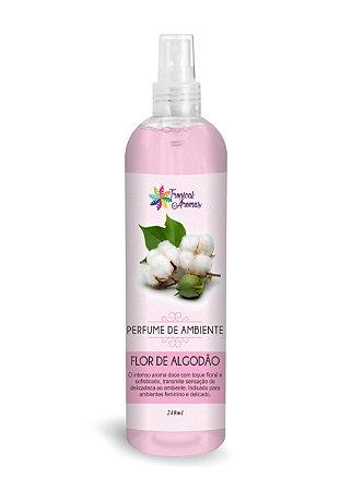 Perfume de Ambiente Flor de Algodão 240ml - Tropical Aromas
