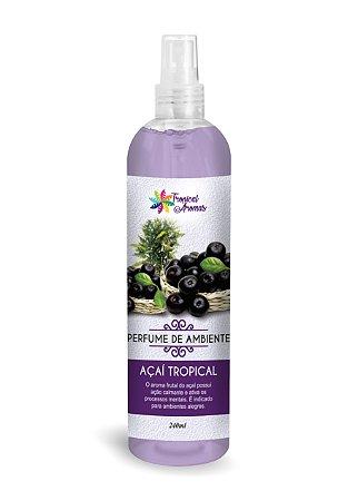 Perfume de Ambiente Açaí 240ml - Tropical Aromas