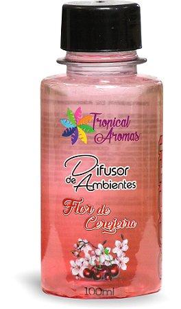 Refil Difusor Flor de Cerejeira 100ml - Tropical Aromas
