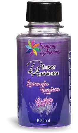 Refil Difusor Lavanda 100ml - Tropical Aromas