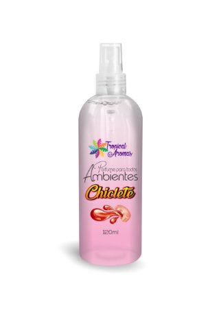 Perfume de Bolsa Chiclete 120ml - Tropical Aromas