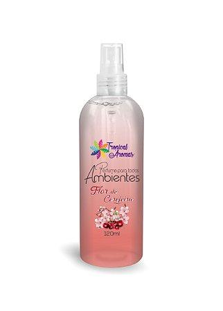 Perfume de Bolsa Flor de Cerejeira 120ml - Tropical Aromas