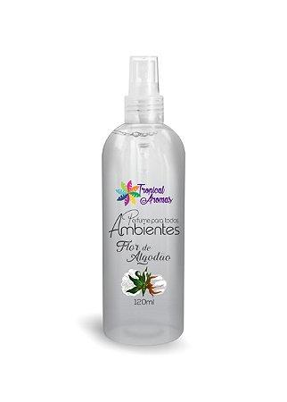 Perfume de Bolsa Flor de Algodão 120ml - Tropical Aromas