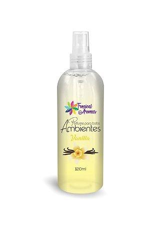Perfume de Bolsa Vanilla 120ml - Tropical Aromas