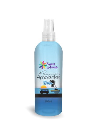 Perfume de Bolsa Brisas 120ml - Tropical Aromas
