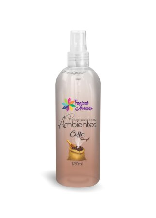 Perfume de Bolsa Coffee 120ml - Tropical Aromas