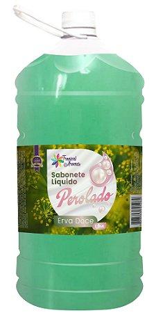 Sabonete Perolado Tropical Aromas Erva Doce 1,9L