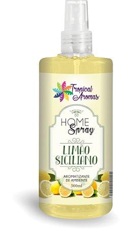 Aromatizante Home Spray Limão Siciliano 300ml - Tropical Aromas