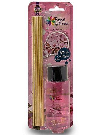 Difusor Blister Flor de Cerejeira 200ml - Tropical Aromas