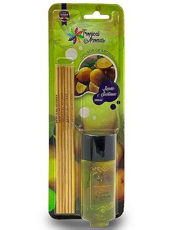 Difusor Blister Limão Siciliano 100ml - Tropical Aromas