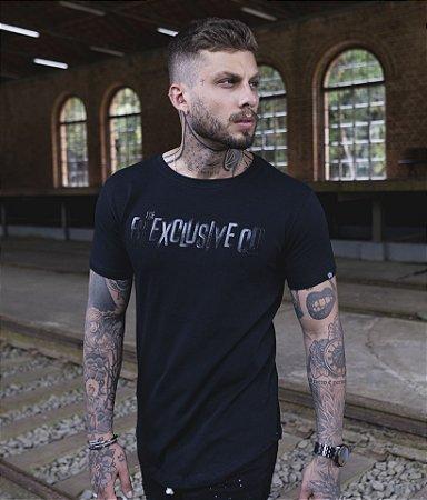 Camiseta The FB Exclusive Co. Preta