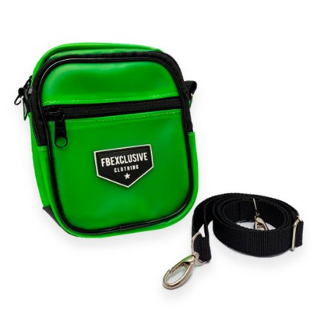 Shoulder Bag Verde Neon