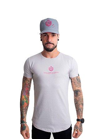 Camiseta Basic Concept Prata