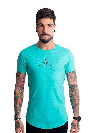 Camiseta Basic Concept Verde Água