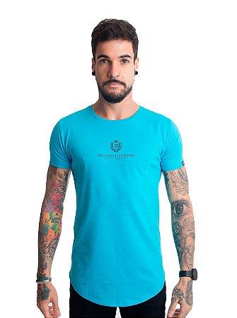 Camiseta Basic Concept Azul Cancún