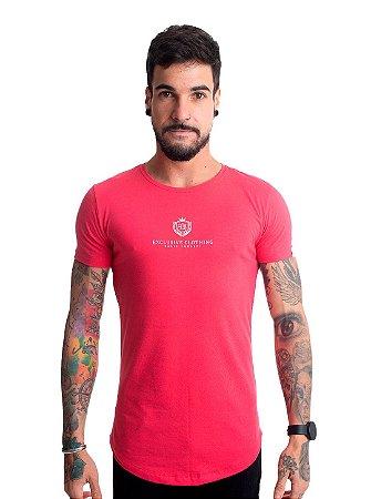 Camiseta Basic Concept Cereja
