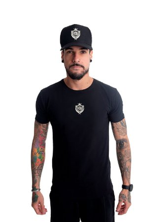 Camiseta Brasão Refletivo