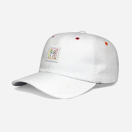 Daddy Cap Branco Logo Colors Mix - DC MIX