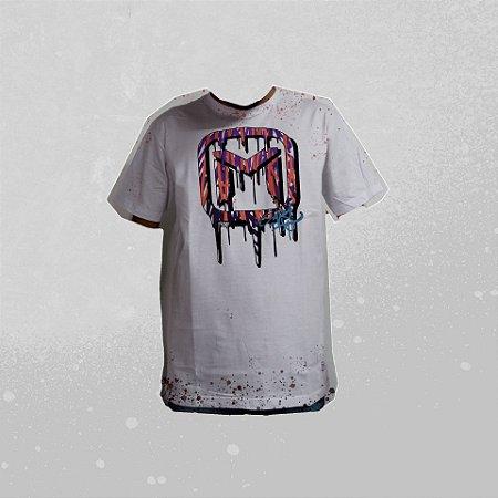 Camiseta Branca Manos CS RTK MANOS