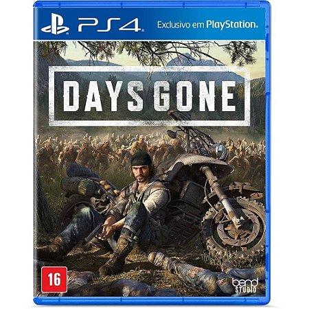 JOGO PS4 DAYS GONE - PLAYSTATION 4