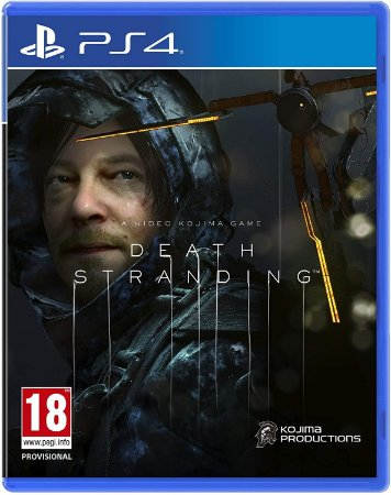 JOGO PS4 DEATH STRANDING