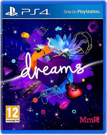JOGO PS4 DREAMS PLAYSTATION 4