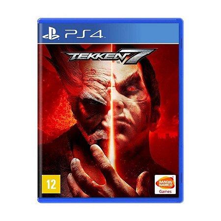 JOGO PS4 TEKKEN 7 - PLAYSTATION 4