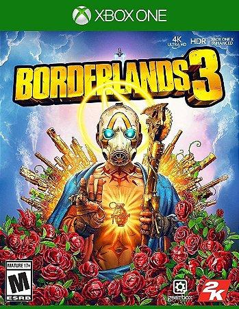JOGO XBOX ONE BORDERLANDS 3