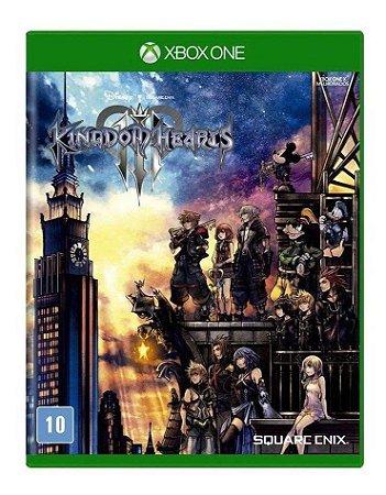 JOGO XBOX ONE KINGDOM HEARTS 3