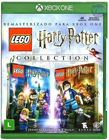 JOGO XBOX ONE LEGO HARRY POTTER COLLECTION