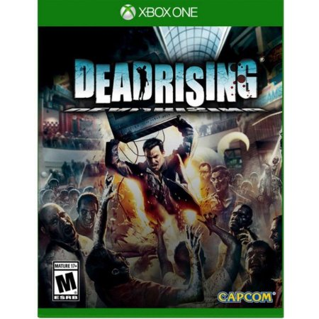 JOGO XBOX ONE DEAD RISING REMASTERED