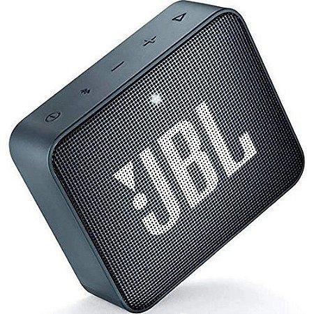 JBL CAIXA DE SOM GO 2 NAVY