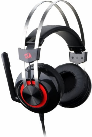 REDRAGON HEADSET GAMER TALOS H601-1 USB 7.1 PARA PC