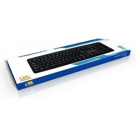 CHINAMATE TECLADO CM20 USB ABNT2