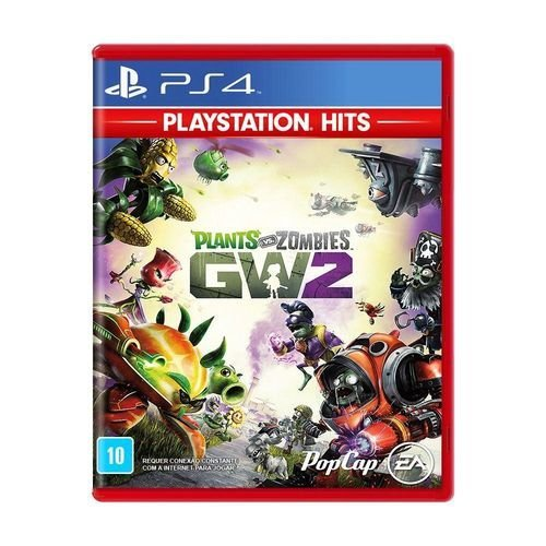 JOGO PS4 PLANTS VS ZOMBIES GARDEN WARFARE 2