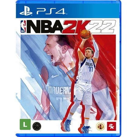JOGO PS4 NBA 2K22