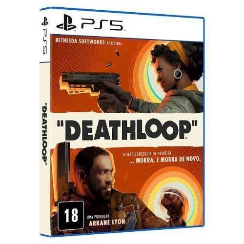 JOGO PS5 DEATHLOOP