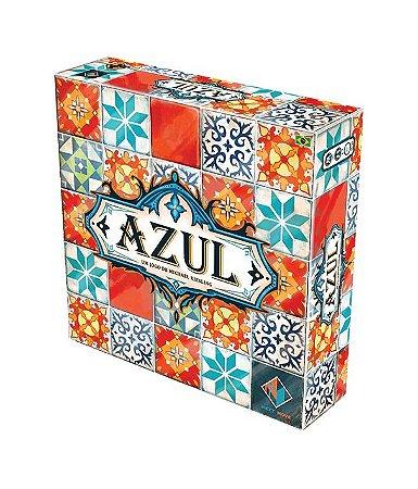 Azul - Board Game - Jogo De Tabuleiro Original