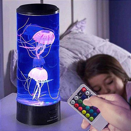 Luminária Agua Viva Medusa