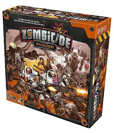 Jogo de Tabuleiro - Zombicide Invader