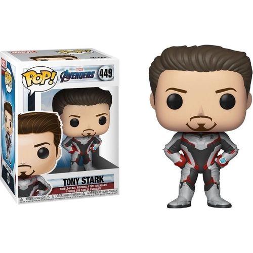 Funko POP! Tony Stark - Vingadores Ultimato