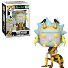 Funko POP! Wasp Rick