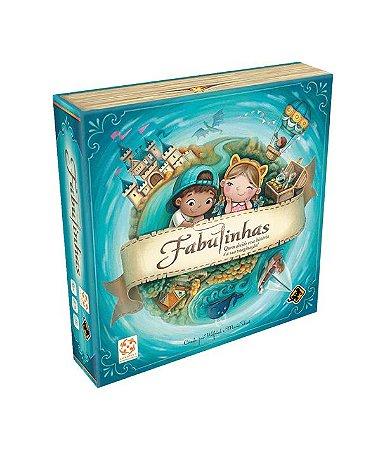 Fabulinhas - Jogo Educativo