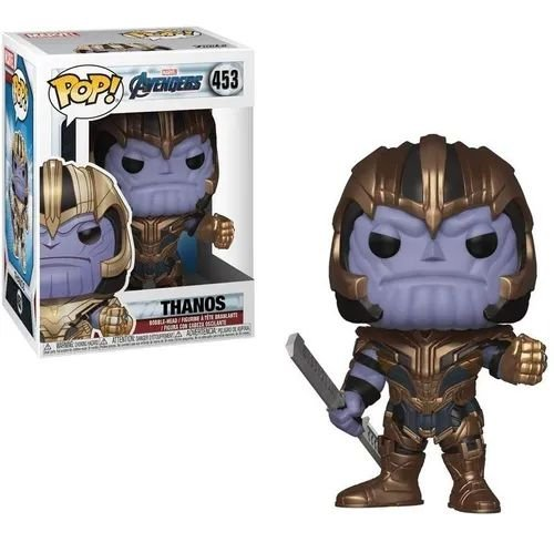Funko Pop Thanos (Vingadores - Marvel)