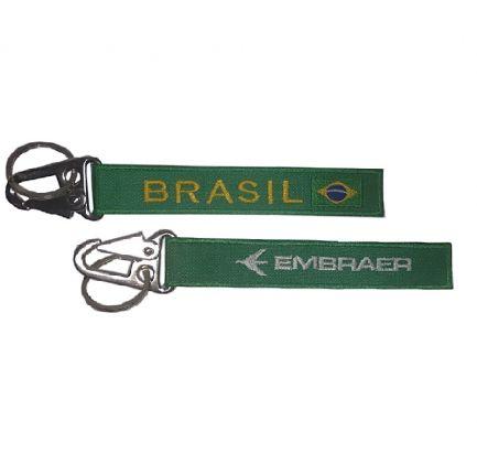 CHAVEIRO BRASIL EMBRAER