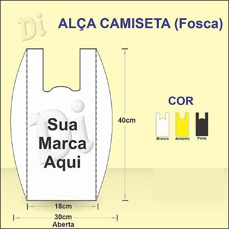 Alça camiseta 40x50x0,042 CORES FOSCO